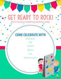 Birthday Invitations   Photobookcanada